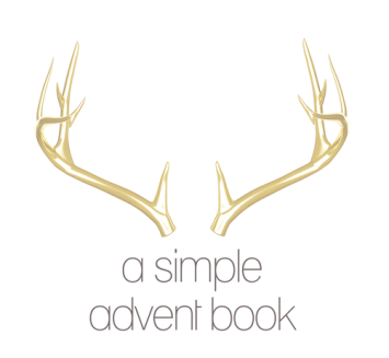 A Simple Advent Book